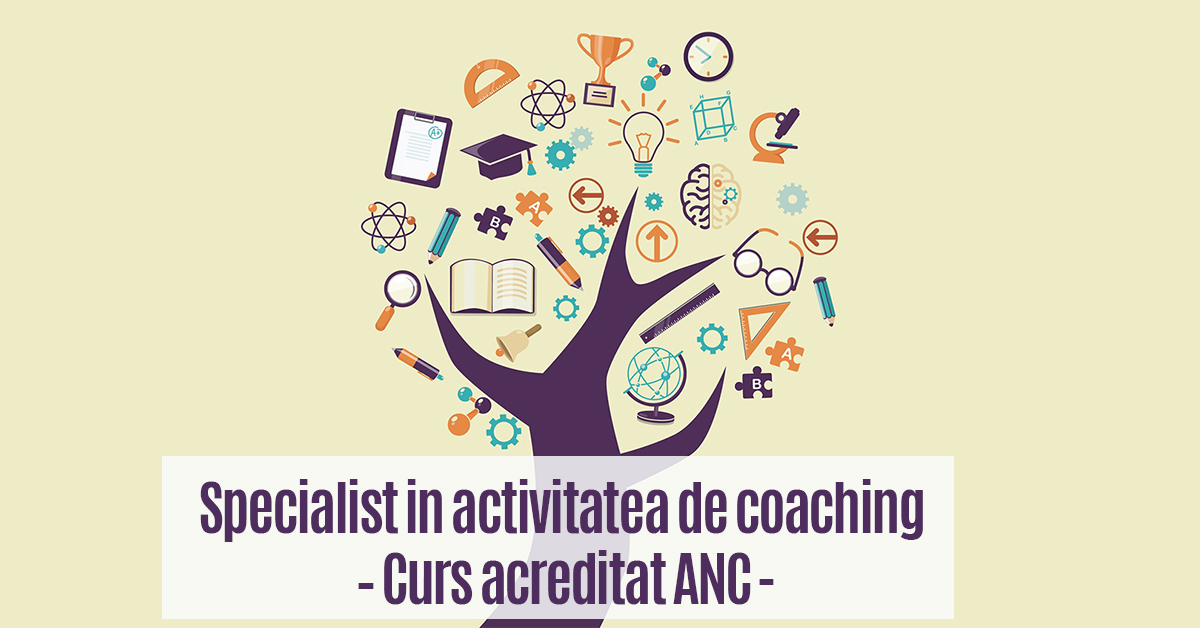 Specialist in activitatea de coaching – Timișoara